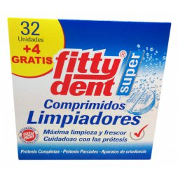 Fittydent Limpiador