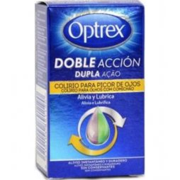 Optrex Doble Acción Picor Ojos 10ml