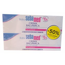 Sebamed Baby Cr. Balsámica 2x50ml